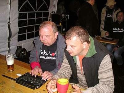 Kamil Novák a Milan Hudec