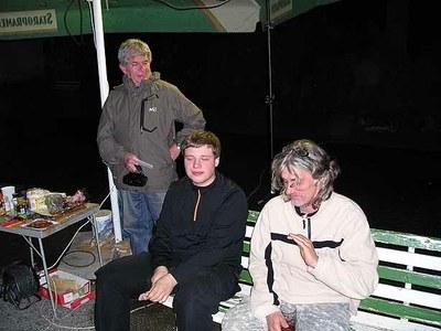 Vladimír Brok, Tomáš Pighart a Pavel Mařík